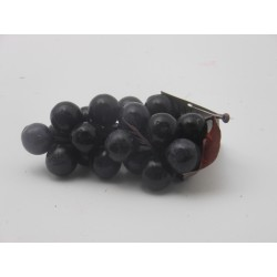 GRAPES 24 P. 12X12X7 BLACK