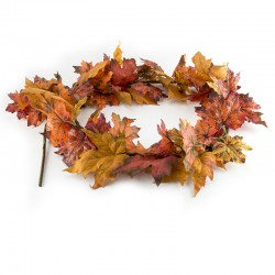 MAPLE GARLAND CM. 180 AUTUNNO