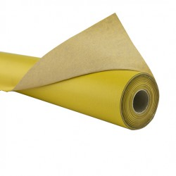 BOB. CARTA REGALO 70 CM X 50 MT. GIALLO