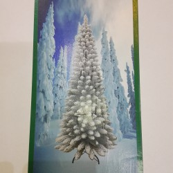 ALBERO CM. 210 SLIM SEATTLE SNOW